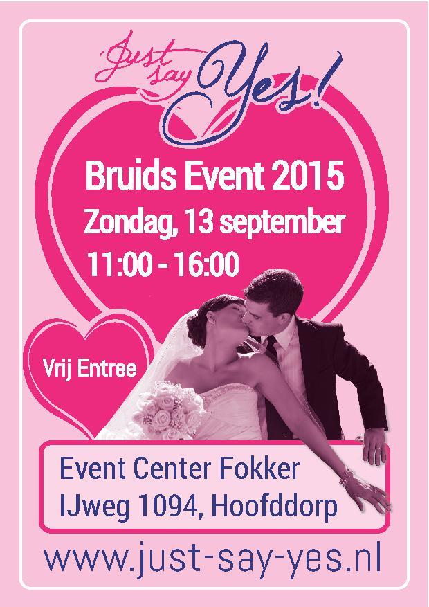 a6 flyer JSY Bruids Event 2015
