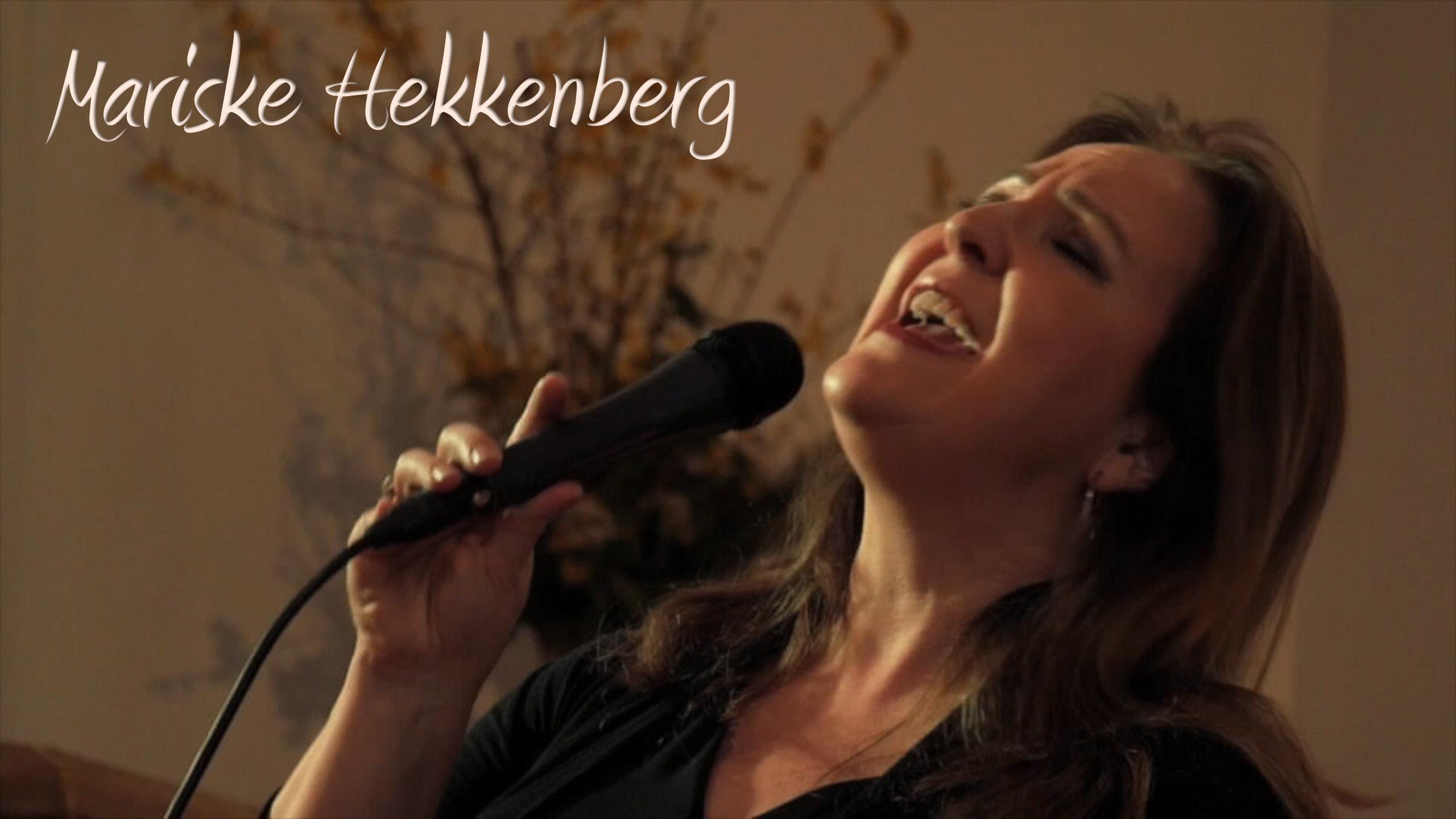 Mariske Hekkenberg