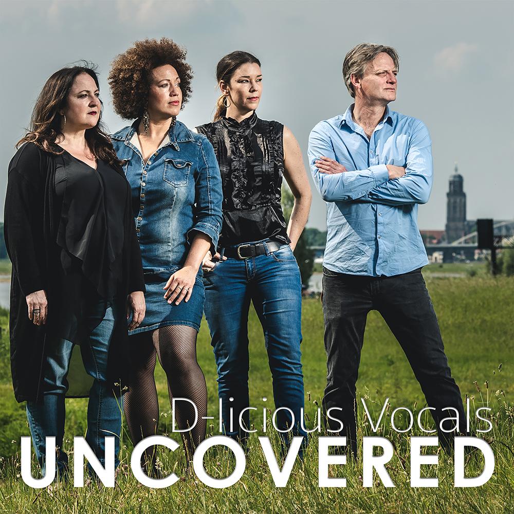 Nieuwe CD D-licious Vocals